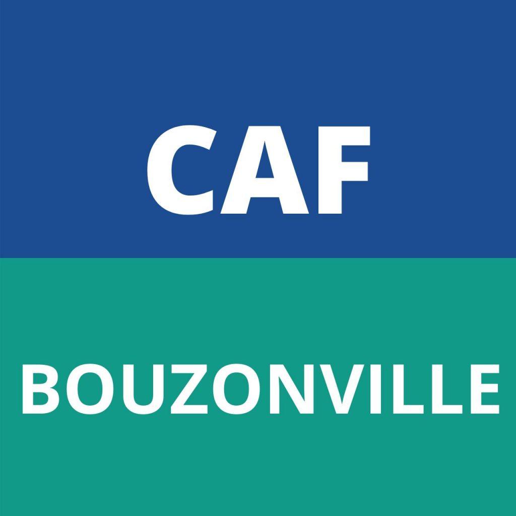 CAF BOUZONVILLE