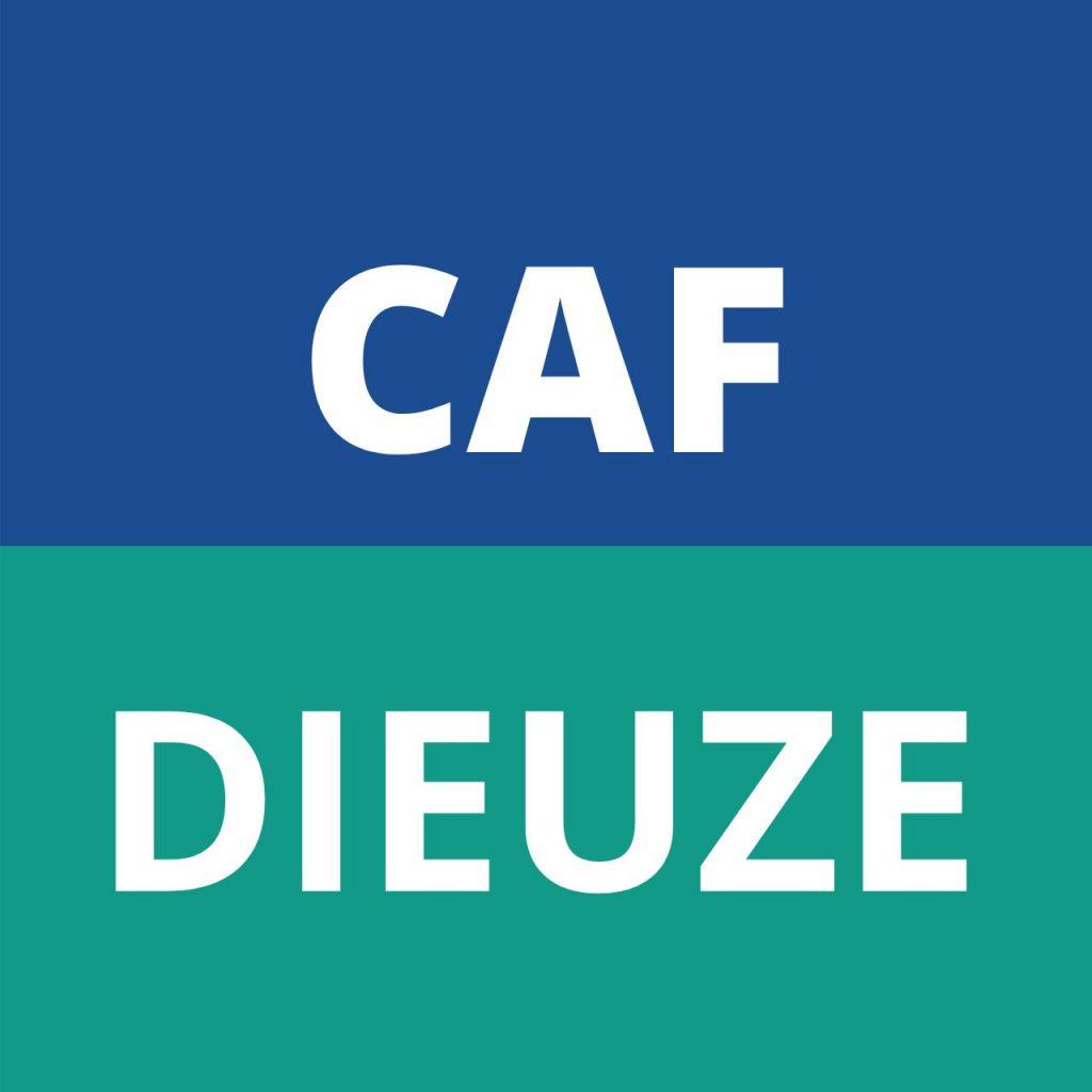 CAF Dieuze