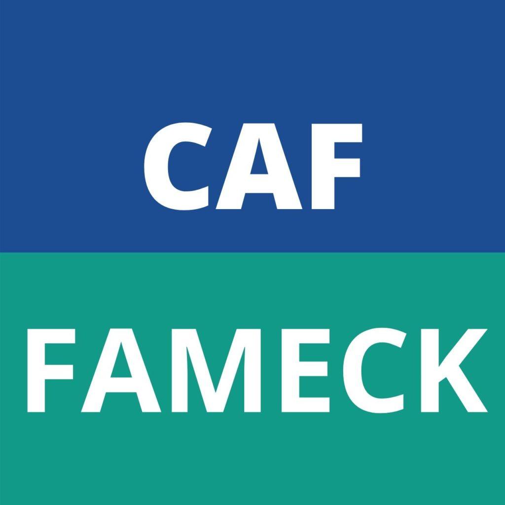 caf Fameck