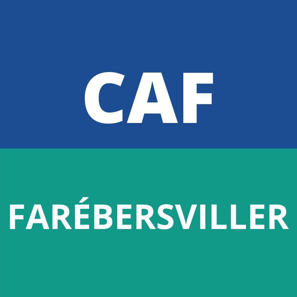 CAF Farébersviller