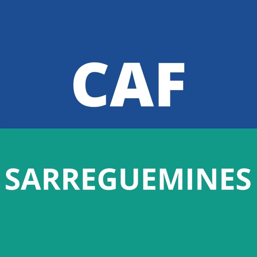CAF Sarreguemines