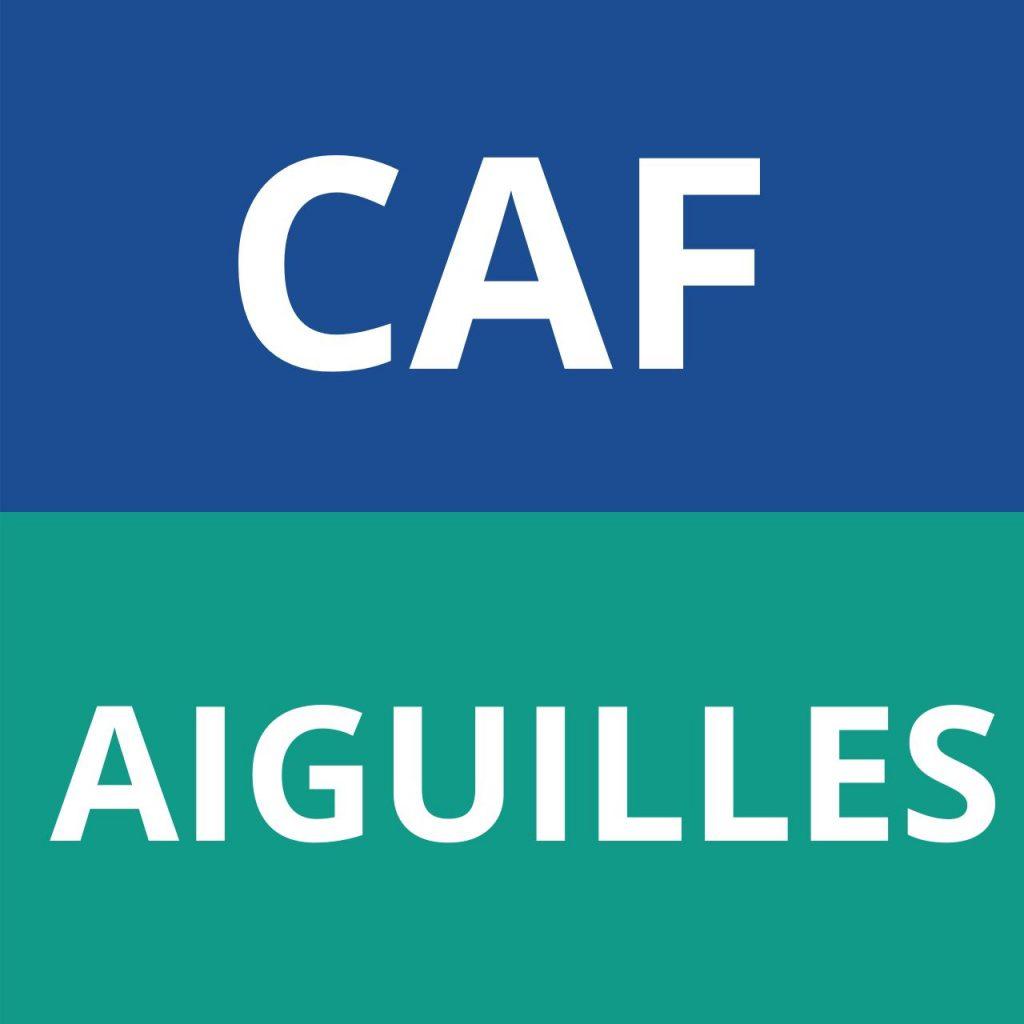 CAF AIGUILLES