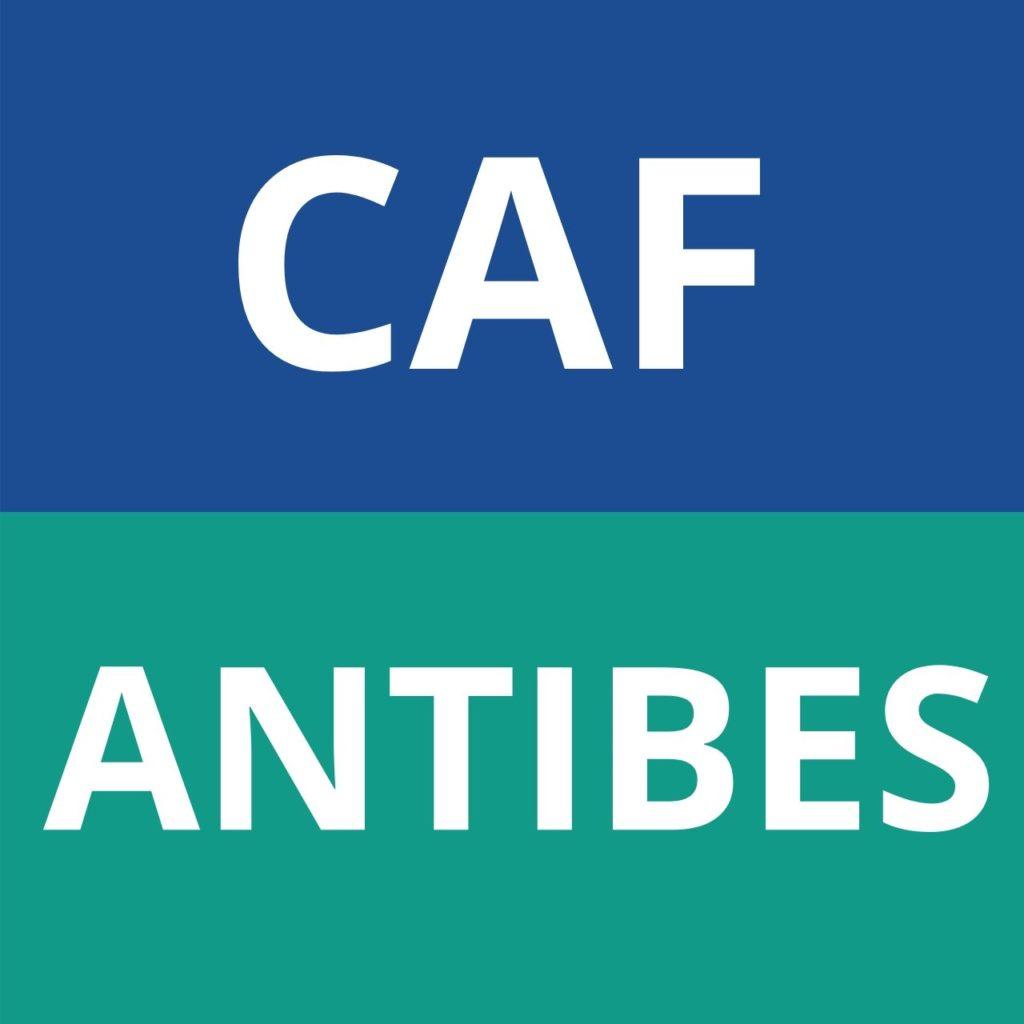 caf Antibes