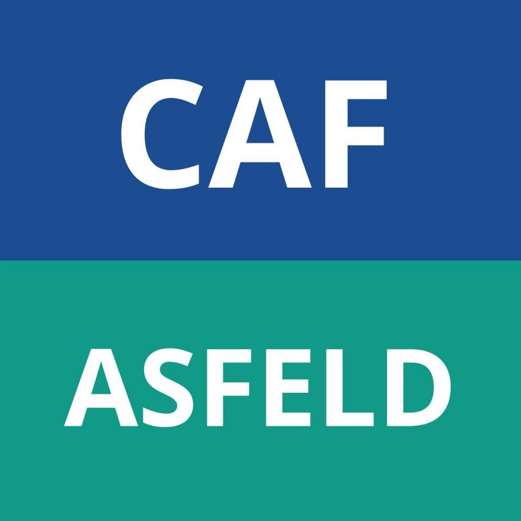 CAF ASFELD