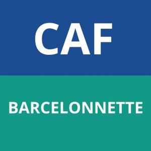 caf Barcelonnette