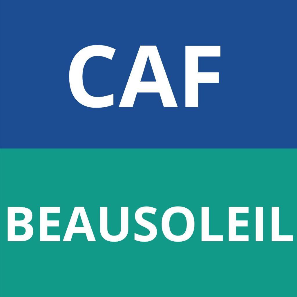 CAF BEAUSOLEIL