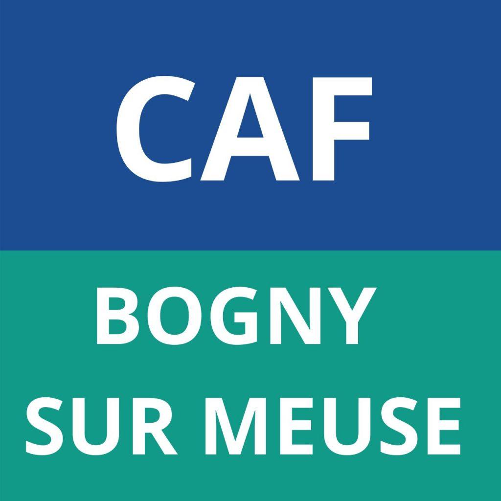 CAF BOGNY SUR MEUSE