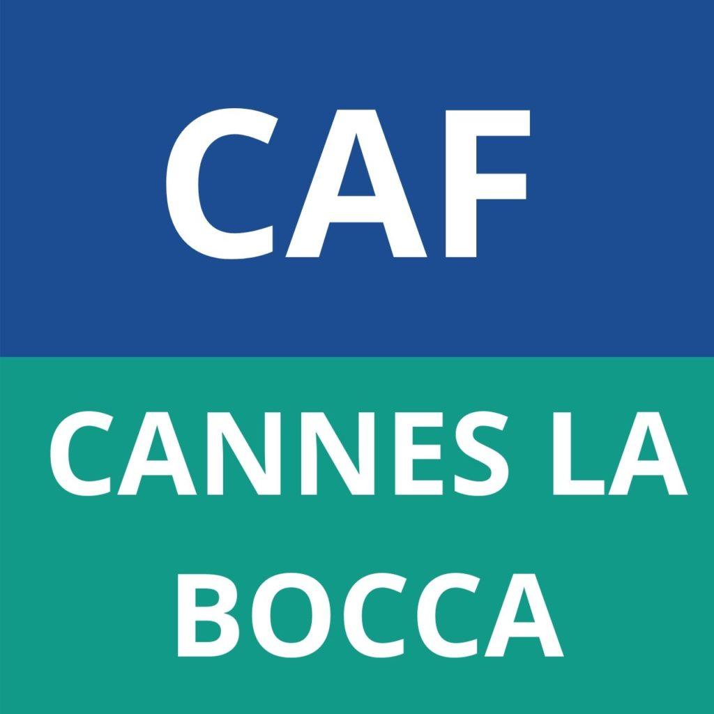caf Cannes La Bocca