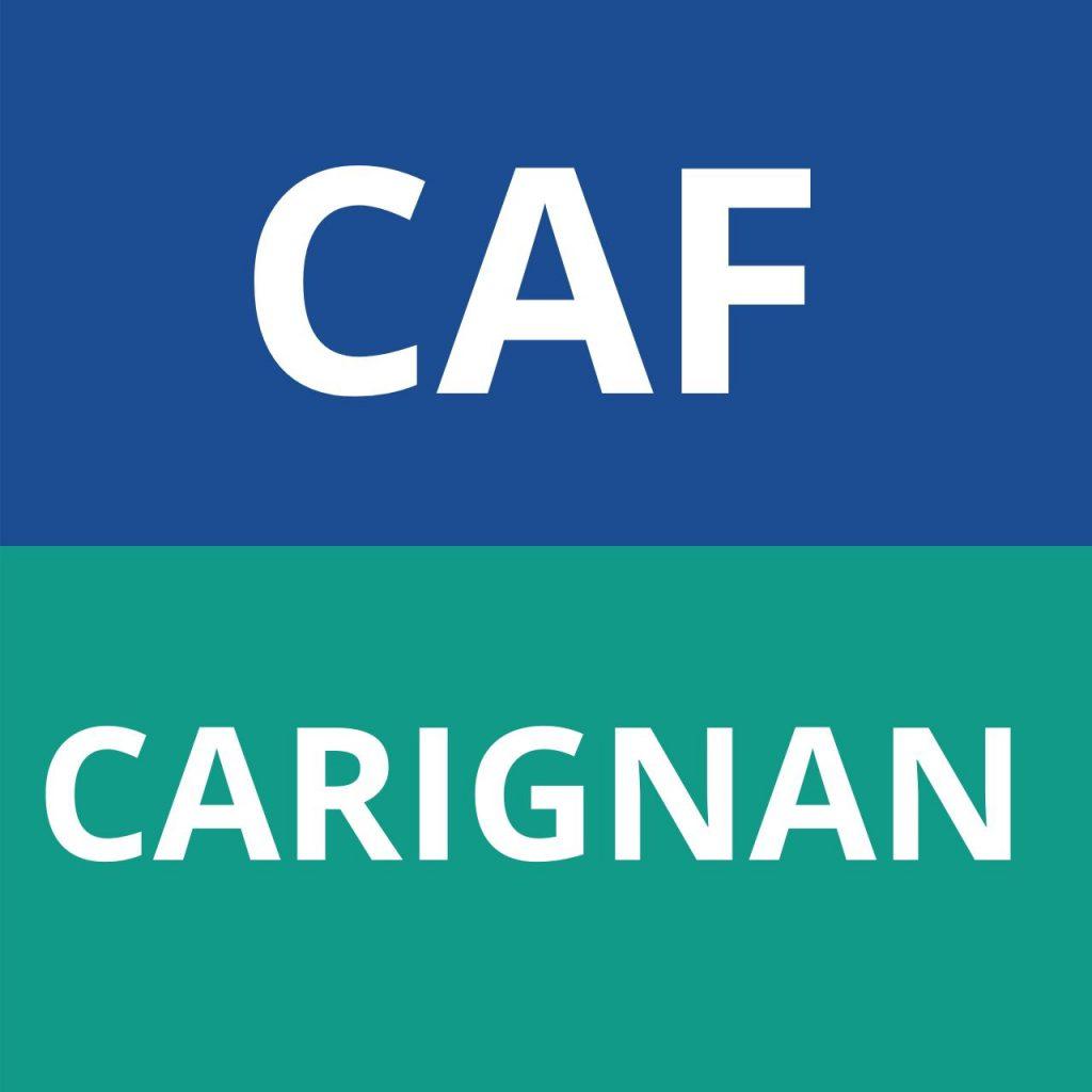 CAF CARIGNAN