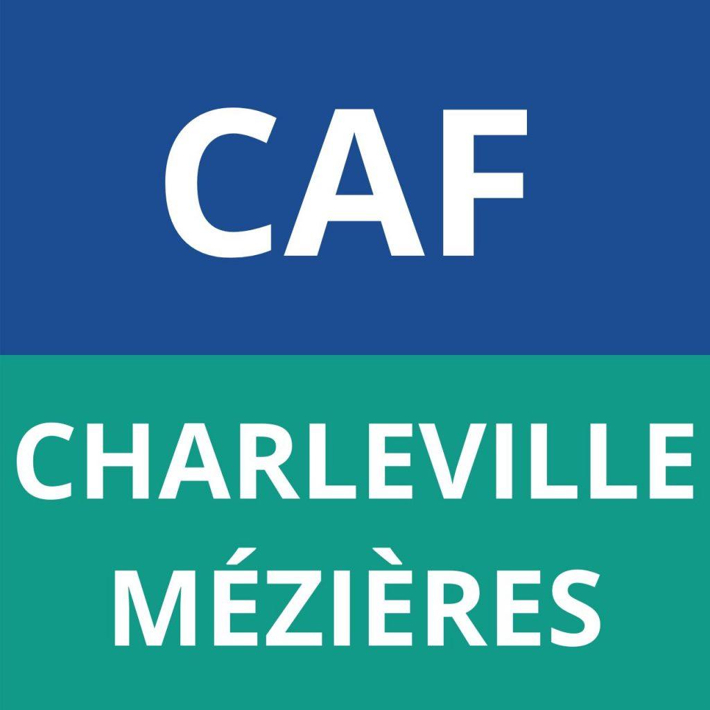 CAF CHARLEVILLE MEZIERES