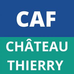 caf Château Thierry