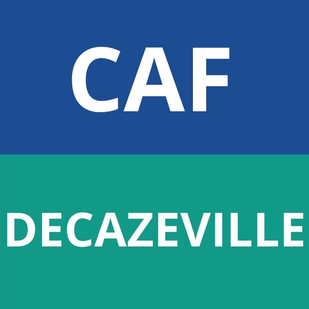 CAF Decazeville