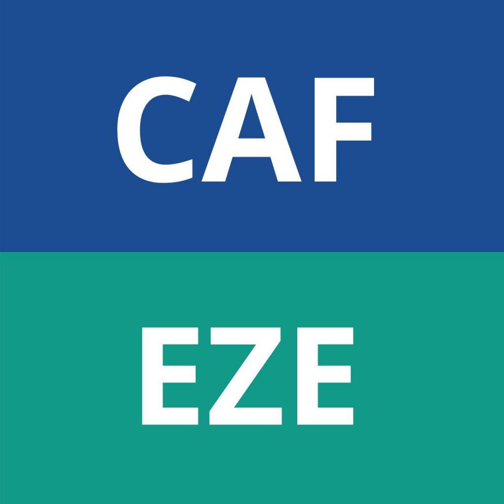CAF EZE