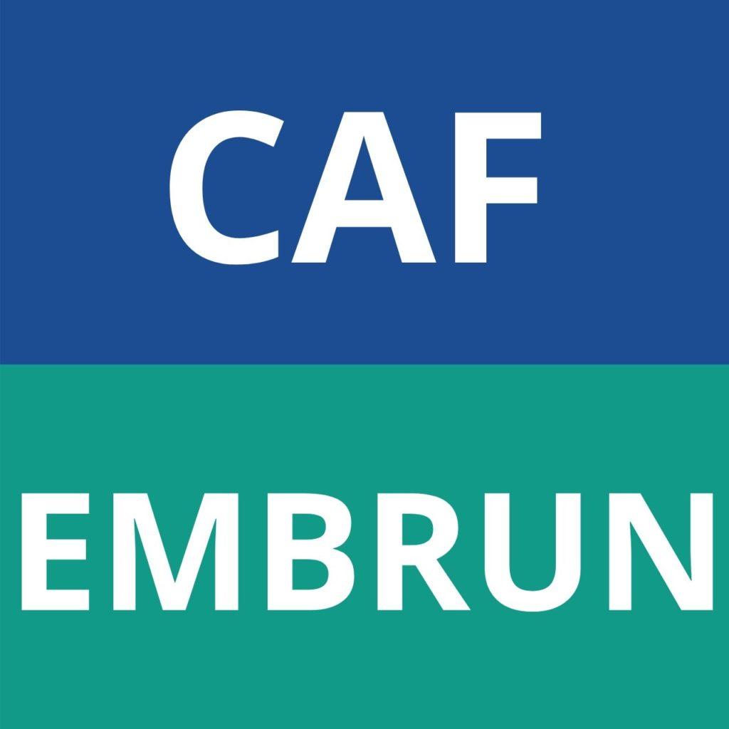 caf Embrun