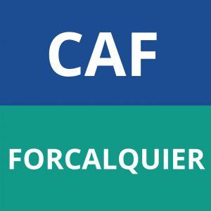 caf forcalquier