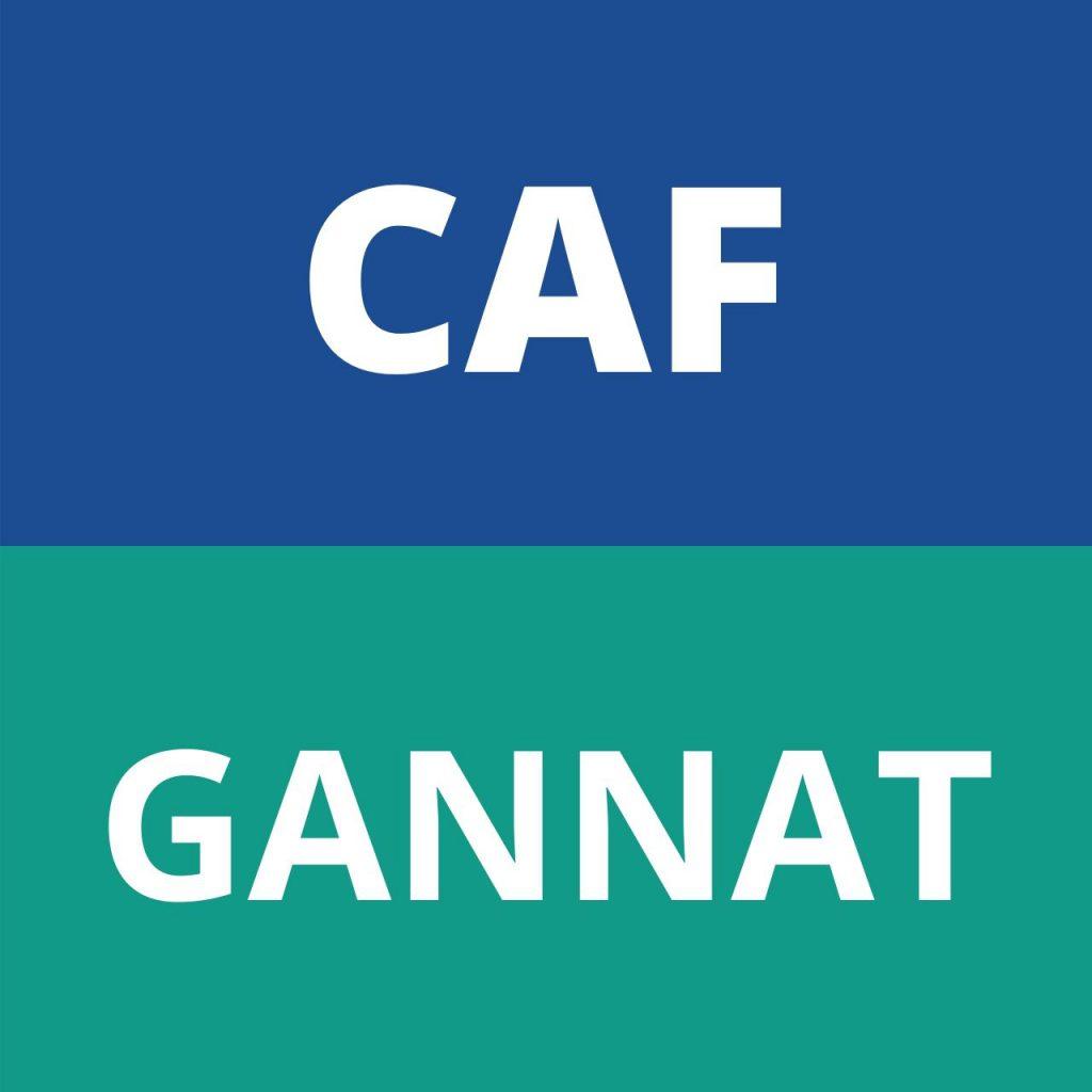 CAF GANNAT