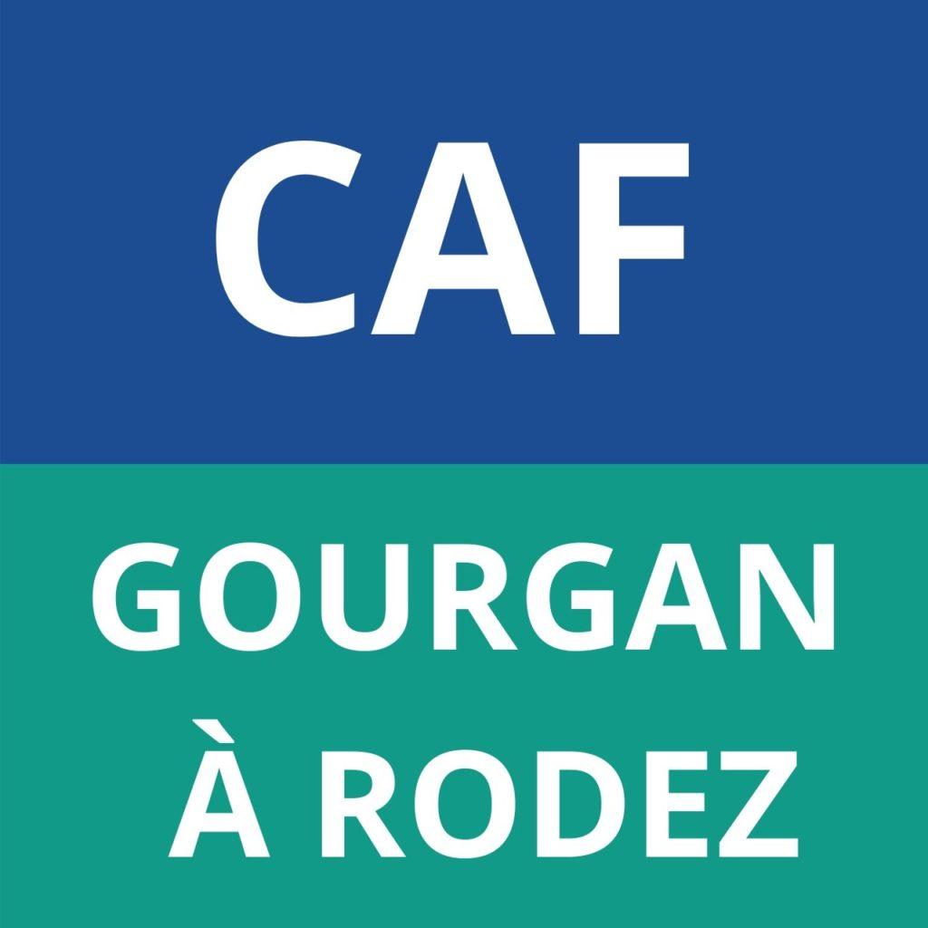 caf Gourgan à Rodez