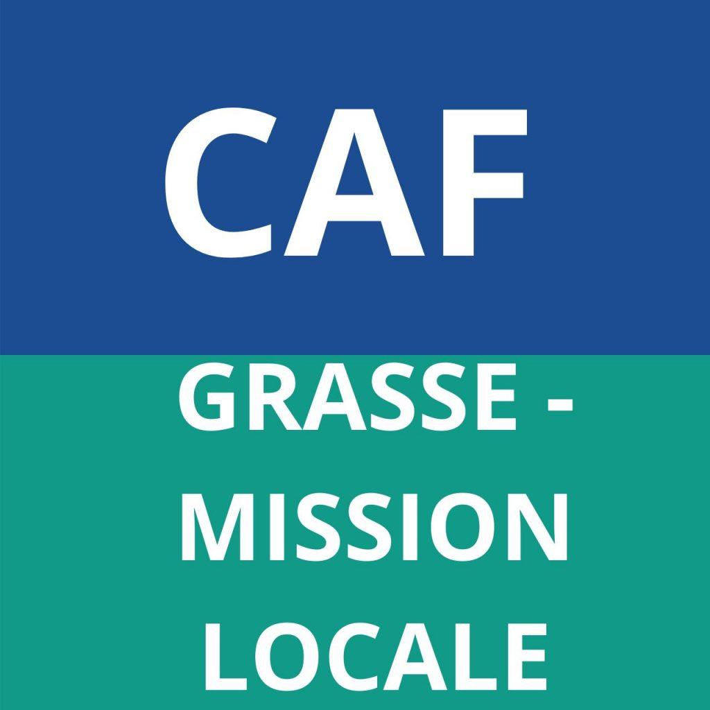 caf grasse mission locale