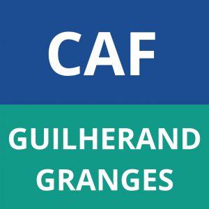 CAF GUILHERAND GRANGES