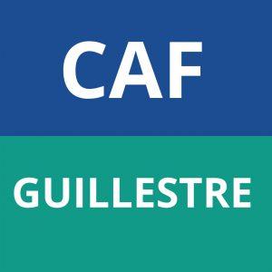 CAF GUILLESTRE