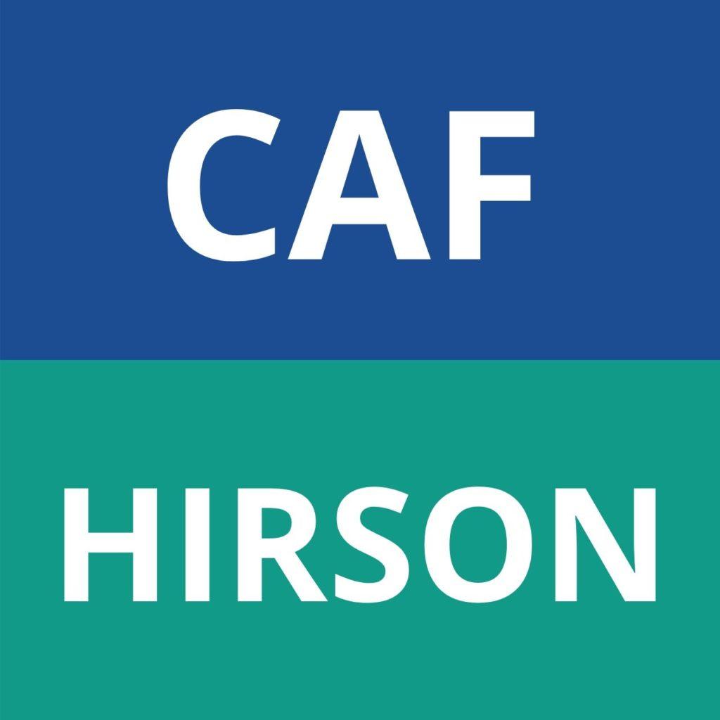 caf Hirson