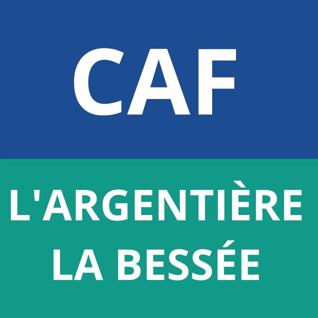 CAF L'Argentière la bessée