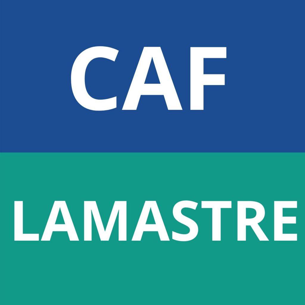 CAF LAMASTRE