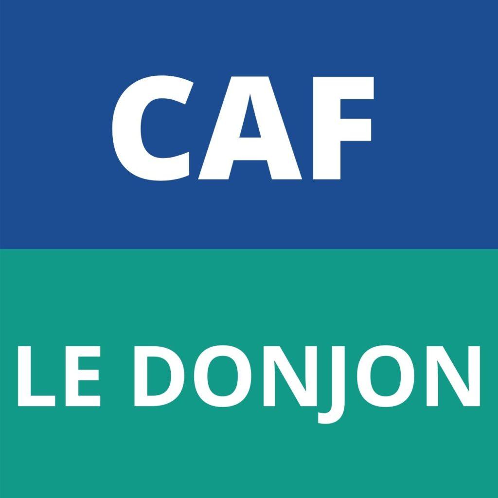 caf Le Donjon