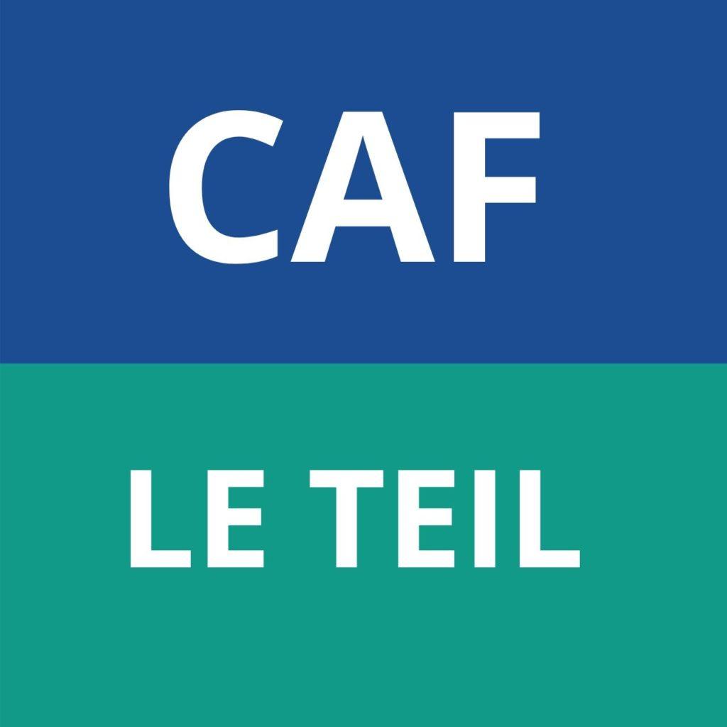 caf Le Teil