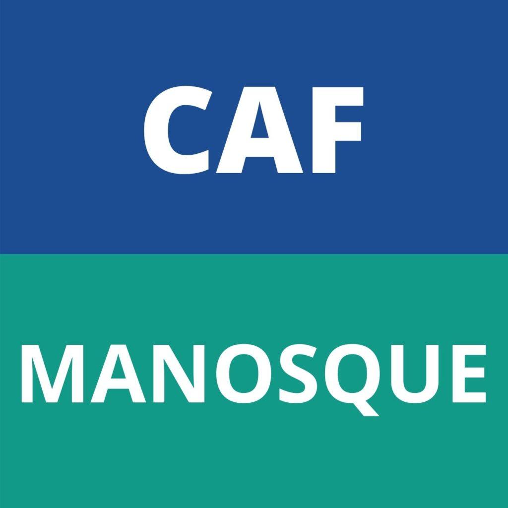 caf Manosque