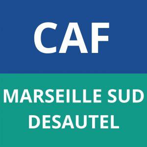 CAF MARSEILLE SUD DESAUTEL