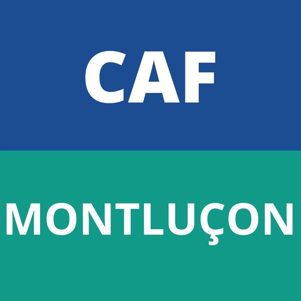 CAF Montluçon