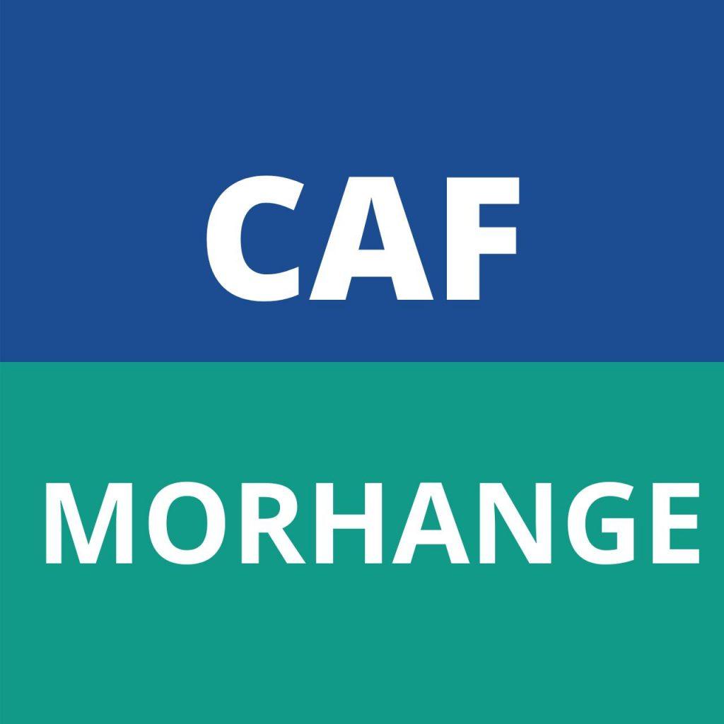 CAF MORHANGE