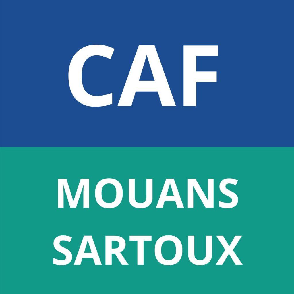 CAF MOUANS SARTOUX