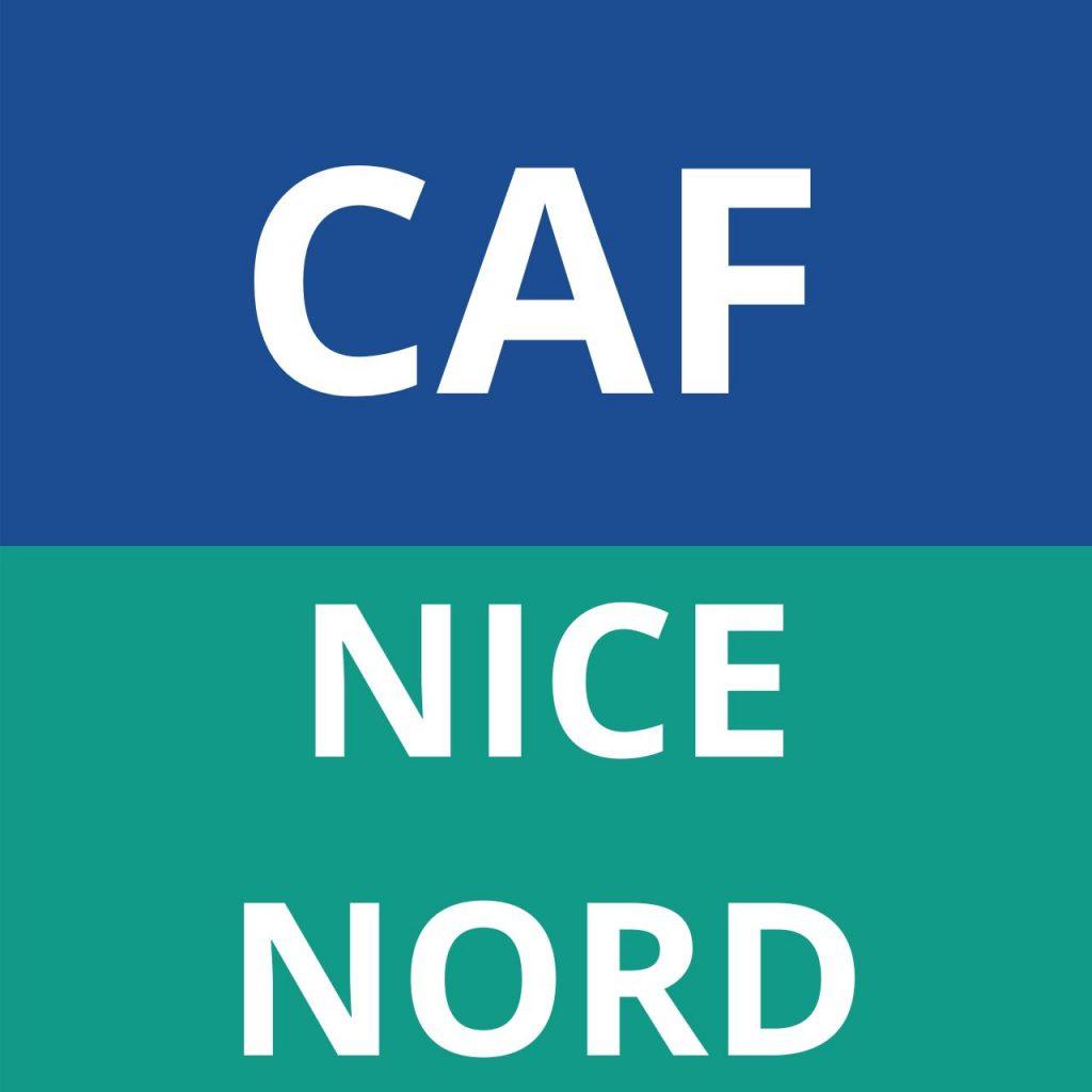 CAF NICE NORD