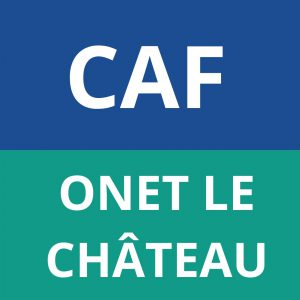 CAF ONET LE CHATEAU