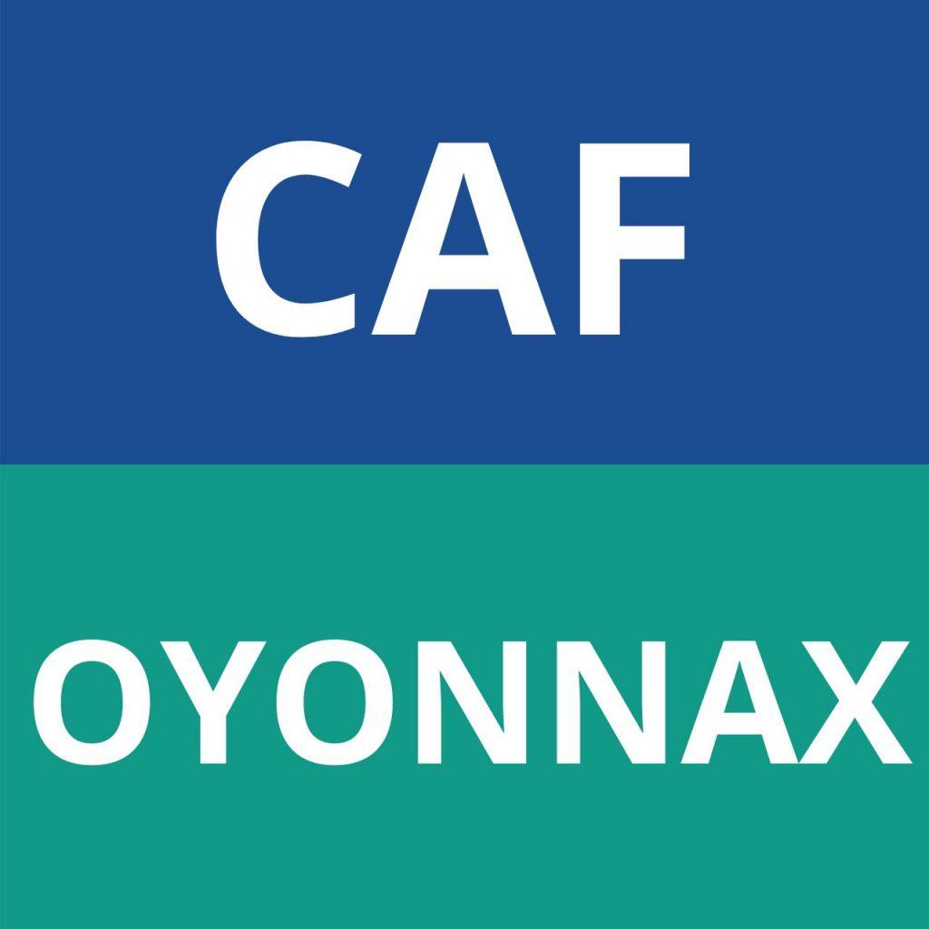 caf oyonnax