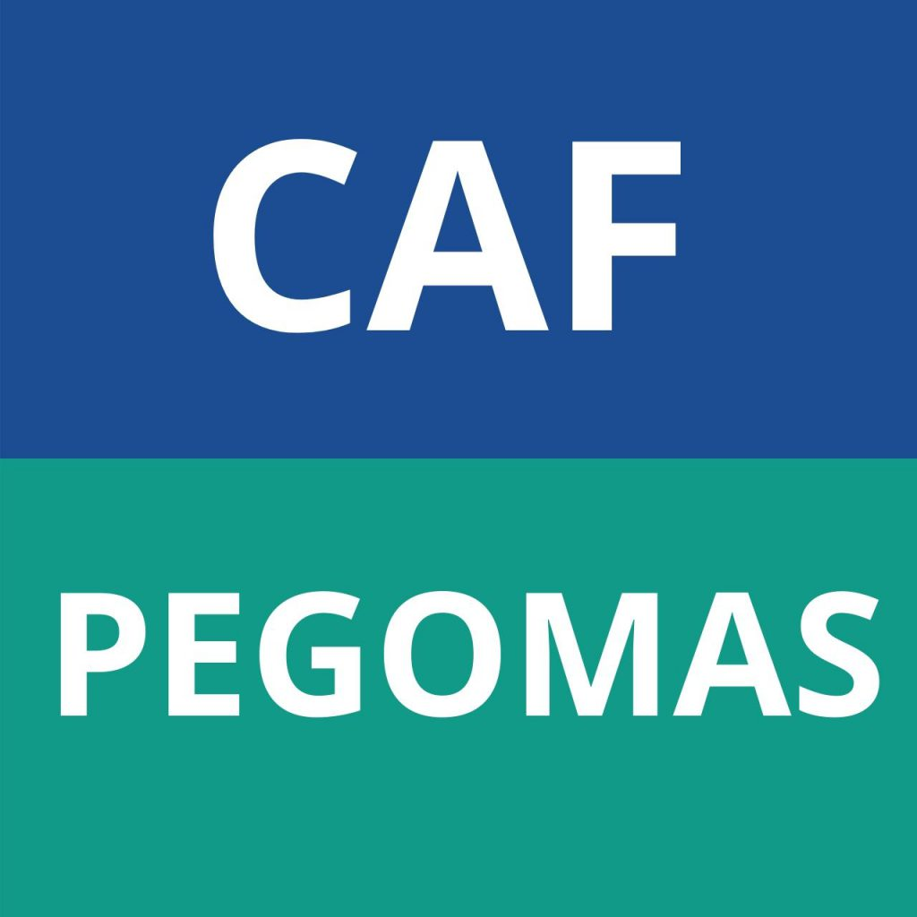 CAF PEGOMAS