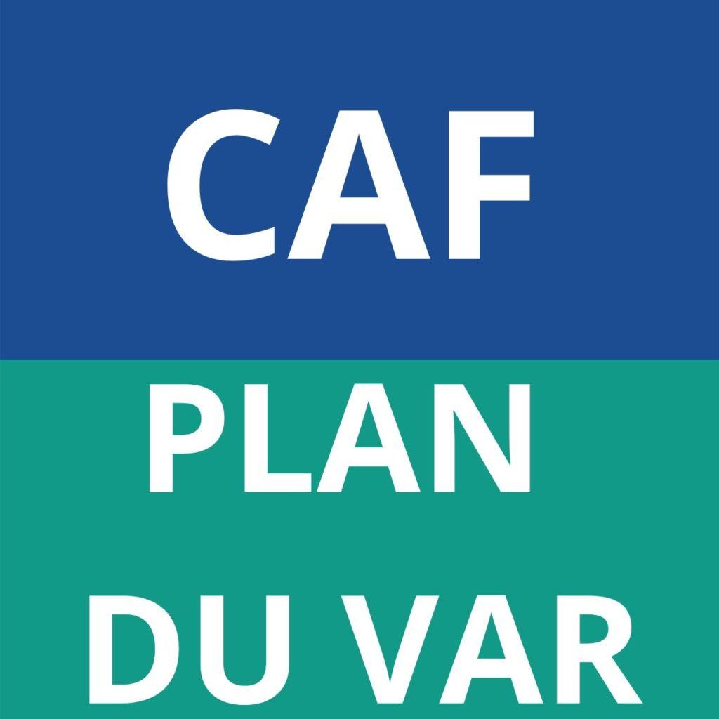 caf Plan Du Var