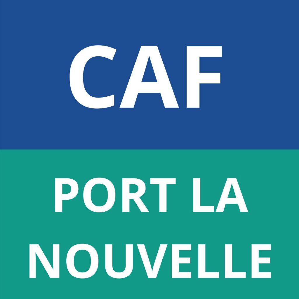 caf Port la Nouvelle