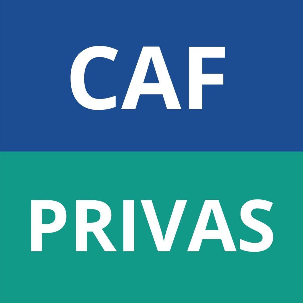 caf Privas