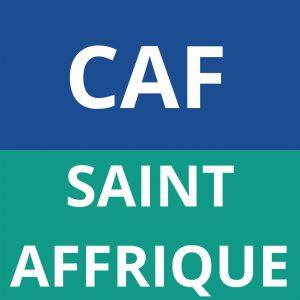 CAF SAINT AFFRIQUE
