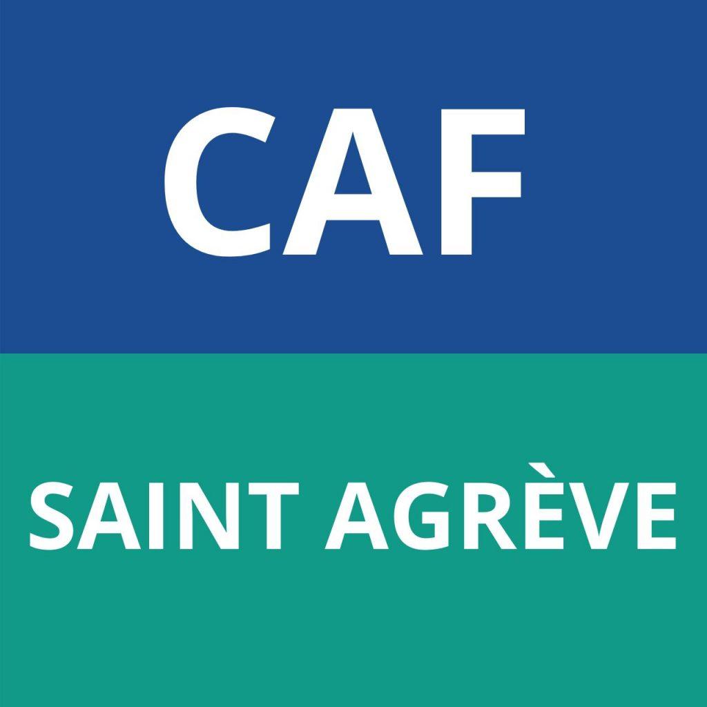CAF SAINT AGREVE