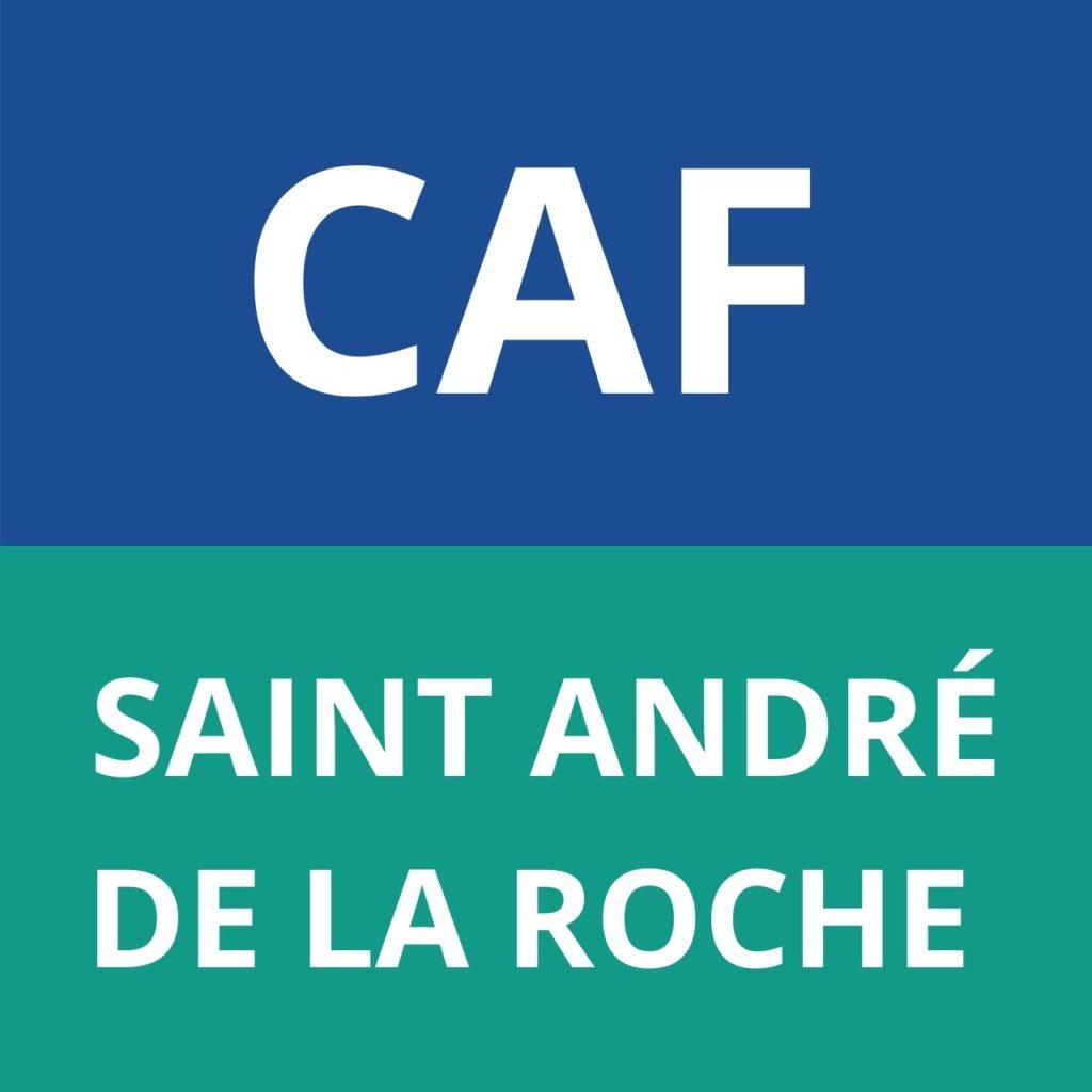 caf Saint André de la Roche