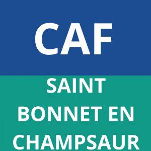 CAF SAINT BONNET EN CHAMPSAUR