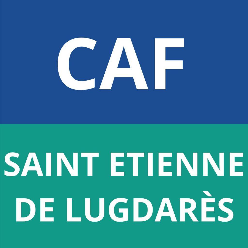 CAF SAINT ETIENNE DE LUGDARES