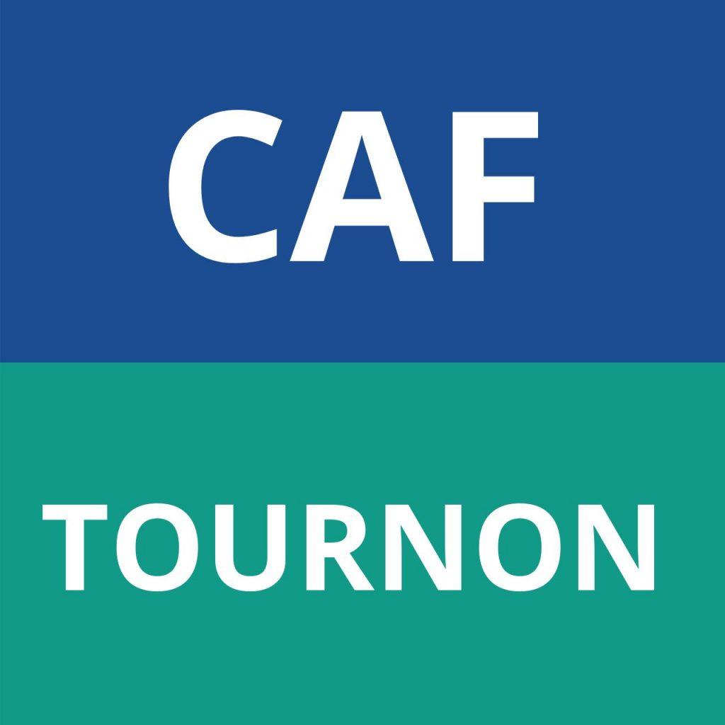 CAF TOURNON