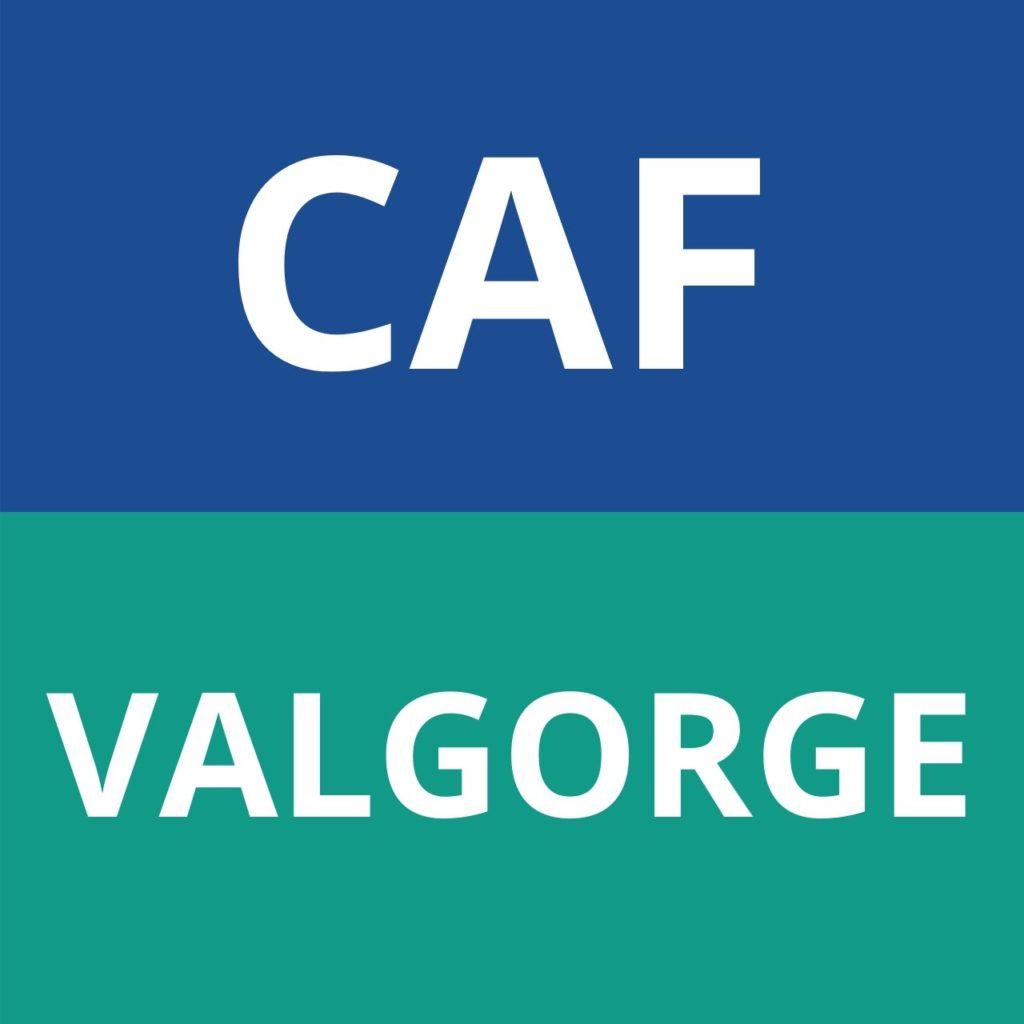 caf Valgorge