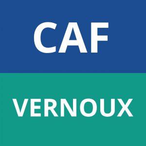 CAF VERNOUX