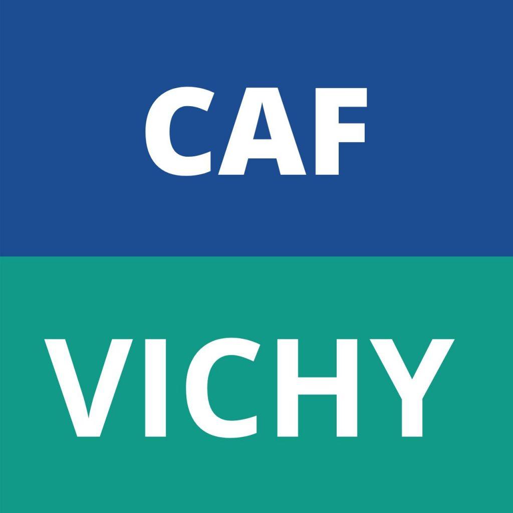 caf vichy